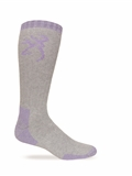 BROWNING LADIES 2 PK HEAVYWEIGHT WOOL BOOT SOCK