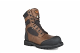 "MEN'S 8"" STC WHISKEY JACK WORK BOOTS"