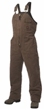 TOUGH DUCK MEN'S INSULATED BIB OVERALLS SIZE LARGE