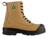 "MEN'S 8"" SAFETY WORK BOOTS"