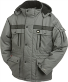 MEN'S INSULATED PARKAS
