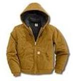 CARHARTT MEN'S QUILT LINED JACKET SIZE LG