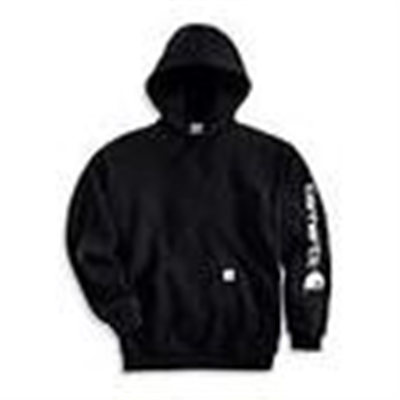 MEN'S CARHARTT HOODED SWEATSHIRT