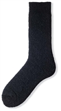3 pack THERMAL Socks Black size 10-13