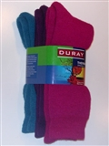 3 pack THERMAL Women fashion colours size 9-11