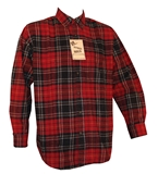 MEN'S ASSORTED FLANNEL SHIRTS