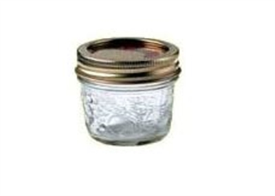 JARS DECO 125ML 12PK