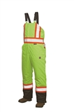 MEN'S INSULATED SAFETY BIB OVERALLS