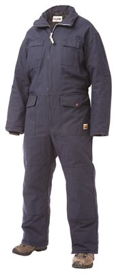 WORK KING LINED COVERALLS