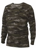 SHIRT 2XL THERMAL WK CAMO