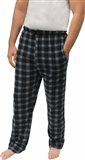 MEN'S FLEECE PLAID PYJAMA PANTS