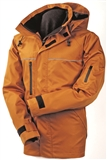 MEN'S GOLD INSULATED PARKAS