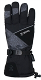 WOMEN'S GLOVES WITH ADJUSTABLE STRAP