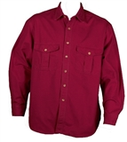 MENS CHAMOIS FLANNEL SHIRT