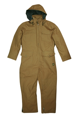 INSULATED CANVAS OVERALLS