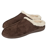 SLIPPER MEN SLIP ON BRN