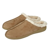 SLIPPER MEN SLIP ON TAN