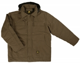 MEN'S INSULATED WASHED CANVAS PARKAS