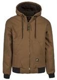 MEN'S INSULATED CANVAS JACKETS