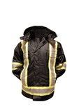 MEN'S INSULATED SAFETY PARKAS