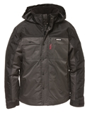 MEN'S POLYESTER TWILL WATER RESISTANT WINTER JACKETS