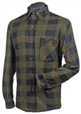 MEN'S LONG SLEEVE PLAID BUTTON UP SHIRTS
