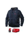 Men's - M12™ 12 Volt Lithium-Ion Cordless Heated Hoodie Kit