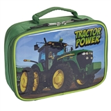 LUNCH PACK JD TRACTOR GRN