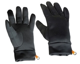 GLOVE MM SNOW REM LINER BLK XL