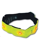 BAND FF LED HIVIS SFTY LIME OS