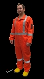 FIREWALL 7 COVERALL MINER 3XL