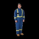 MEN'S 5.8OZ FIRE RESISTANT COVERALLS