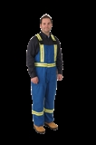 MEN'S 6OZ FIRE RESISTANT OVERALLS