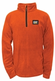 MEN'S FLEECE QUARTER ZIP SWEATSHIRTS