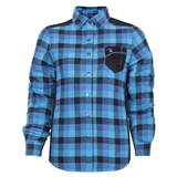 WOMEN'S QUILTED PLAID SHIRTS