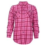 WOMEN'S FLEECE PLAID SHIRTS