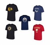 MENS ASSORTED NHL T-SHIRT