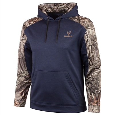 MENS HUNTING FLEECE PERFORMANCE HOODIE
