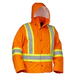 MEN'S LINED SAFETY JACKETS