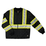 JACKET  FR HIGH VISIBILITY TRUC