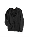 HOODIE OG QUILTED BLK XL