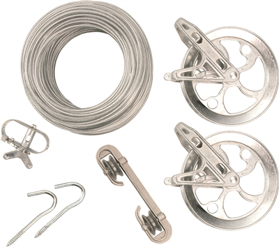 SUPER HEAVY DUTY CLOTHESLINE KIT
