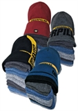 CATERPILLAR TOQUE/SOCK BUNDLE