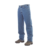 WORK KING LINED JEANS SIZE 40-34