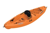 CAPRI 10' ORANGE SWIRL KAYAK