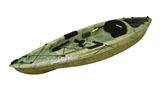 SUN DOLPHIN JOURNEY 10 SS FISHING KAYAK GRASS