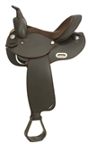 "14 1/2"" WINTEC BARREL SADDLE"