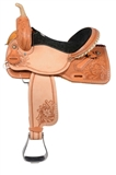 DEE BUTTERFIELD PRO BARREL SADDLE