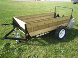 ATV MANURE SPREADER