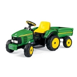 RIDEON JD POWER PULL with TRAILER